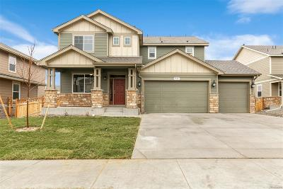 Brighton Single Family Home Under Contract: 5528 Sageleaf Court