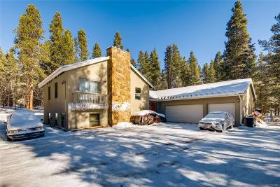 Leadville Single Family Home Under Contract: 49 Tabor Drive