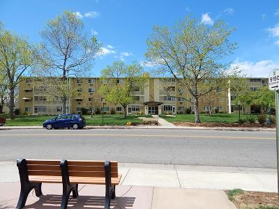 Denver Condo/Townhouse Active: 585 South Alton Way #4A