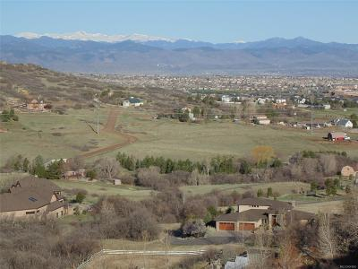 Littleton CO Residential Lots & Land Active: $1,000,000