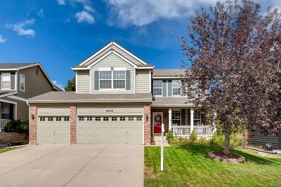 Highlands Ranch Single Family Home Sold: 8963 Miners Street