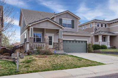 Meadows, The Meadows Single Family Home Under Contract: 4229 Miners Candle Place