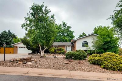 Aurora CO Single Family Home Active: $649,000