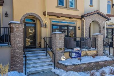 Lakewood Condo/Townhouse Active: 15582 West Wesley Avenue