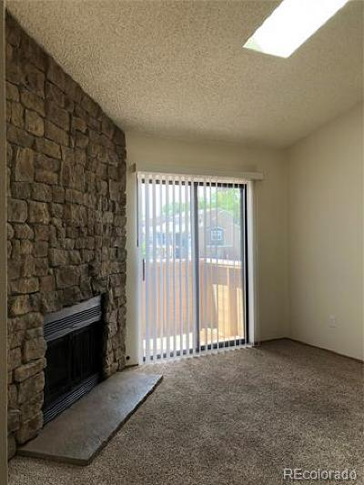 Denver Condo/Townhouse Active: 3100 South Federal Boulevard #319