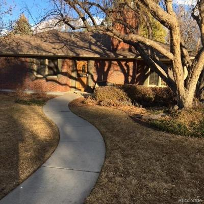Single Family Home Under Contract: 450 Kearney Street