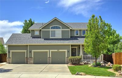 Dacono Single Family Home Under Contract: 685 Short Court