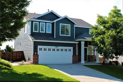 Parker Single Family Home Active: 11085 Glacier Park Circle
