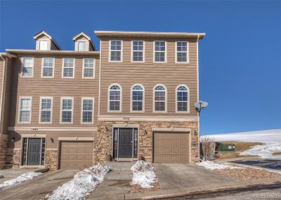 Monument Condo/Townhouse Under Contract: 1034 Walters Point