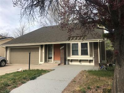 Englewood Single Family Home Under Contract: 10477 East Weaver Circle
