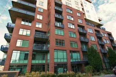 Denver Rental Active: 1401 Wewatta Street #309