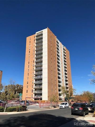 Denver Condo/Townhouse Active: 955 Eudora Street #1507E