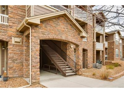 Englewood Condo/Townhouse Active: 7440 South Blackhawk Street #205