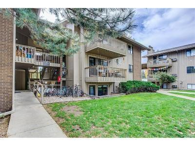 Boulder Condo/Townhouse Active: 2800 Kalmia Avenue #113