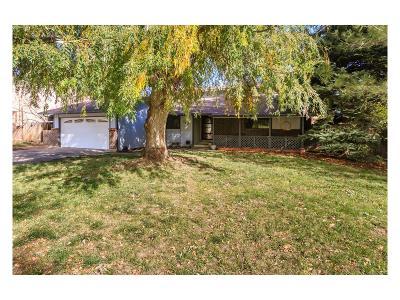 Lafayette Single Family Home Active: 780 Delphi Drive