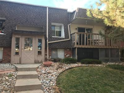 Denver Condo/Townhouse Active: 1585 South Holly Street #110
