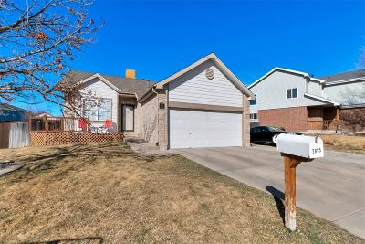 Broomfield Single Family Home Under Contract: 2695 Bryant Drive