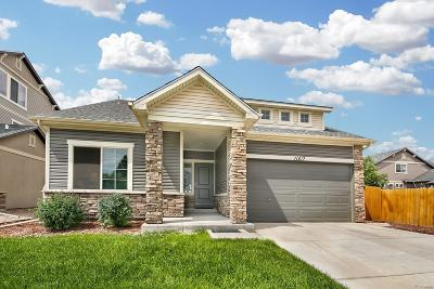 Henderson Single Family Home Under Contract: 11417 East 119th Place