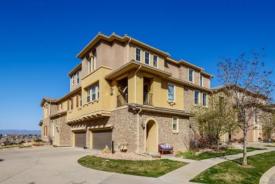 Highlands Ranch Condo/Townhouse Active: 3345 Cascina Circle #D