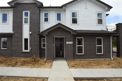 Aurora Condo/Townhouse Active: 14734 East Belleview Avenue