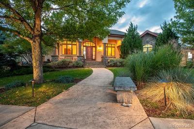 Severance Single Family Home Active: 39526 Sunset Ridge Court