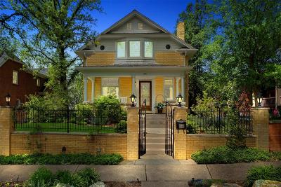Single Family Home Under Contract: 541 North High Street