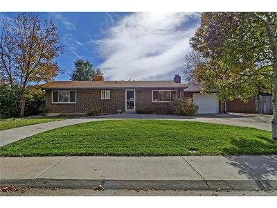 Arvada Single Family Home Active: 6556 West 79th Avenue