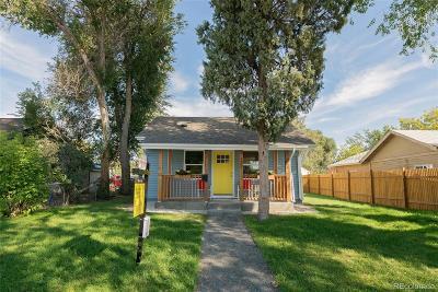 Westwood Single Family Home Under Contract: 3485 West Dakota Avenue