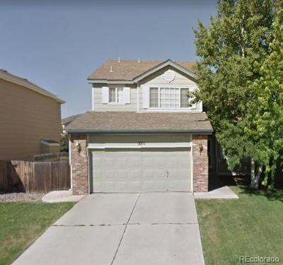 Aurora Single Family Home Active: 3711 South Kirk Way