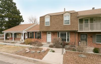 Centennial Condo/Townhouse Under Contract: 2616 East Geddes Avenue