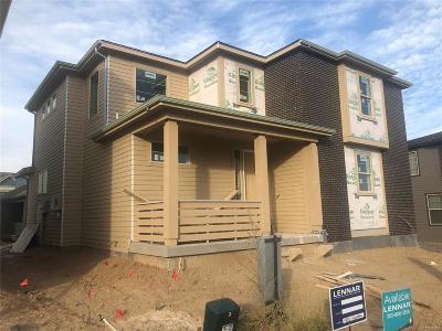 Littleton Single Family Home Active: 9782 Meeker Street