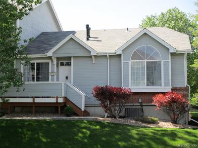 Thornton Condo/Townhouse Under Contract: 4170 East 119th Place #A