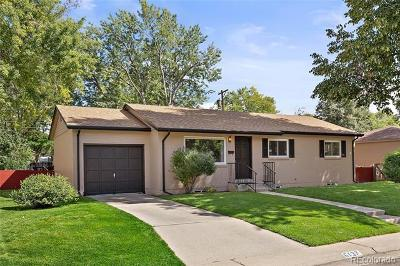Arvada Single Family Home Active: 6137 Jellison Way