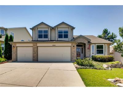Castle Rock Single Family Home Active: 1044 Whispering Oak Drive