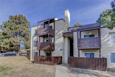 Denver Condo/Townhouse Active: 9700 East Iliff Avenue #A11