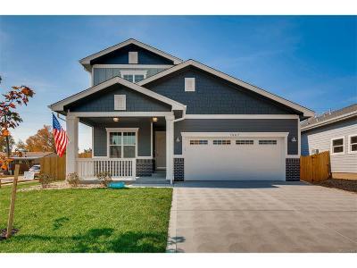 Denver Single Family Home Active: 7924 Florado Street