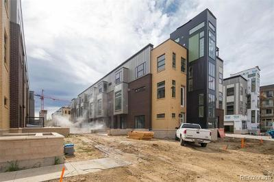 Denver Condo/Townhouse Under Contract: 1578 North Quitman Street