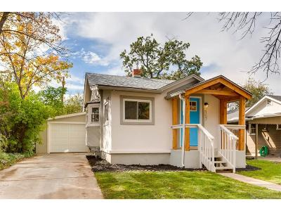 Single Family Home Under Contract: 2157 South Lafayette Street