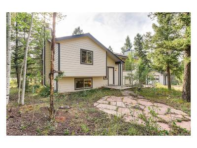 Conifer Single Family Home Under Contract: 12104 Vaseen Court