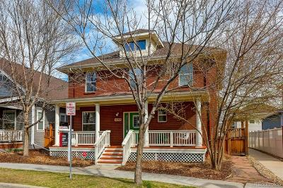 Westminster Single Family Home Under Contract: 4289 West 117th Way