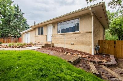 Boulder Single Family Home Active: 250 South Broadway Street