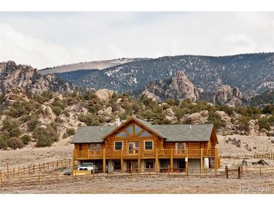 Nathrop Single Family Home Active: 19905 Nachtrieb Ranches Road