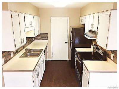 Lakewood Condo/Townhouse Under Contract: 507 Vance Street #B
