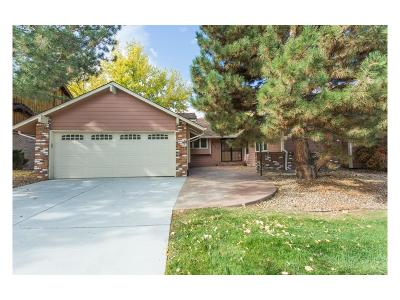 Arapahoe County Single Family Home Under Contract: 7471 South Fillmore Circle