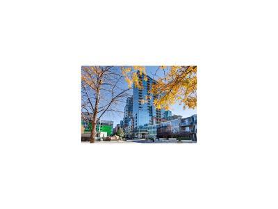 Denver Condo/Townhouse Active: 1700 Bassett Street #2112