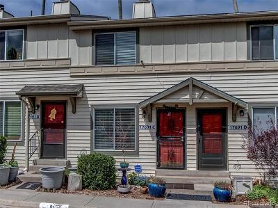 Aurora Rental Active: 17691 East Loyola Drive #C