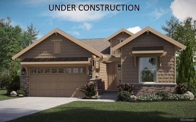 Monument Single Family Home Under Contract: 2621 Lake Of The Rockies Drive