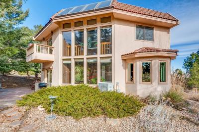 Littleton Single Family Home Under Contract: 6417 Willow Broom Trail