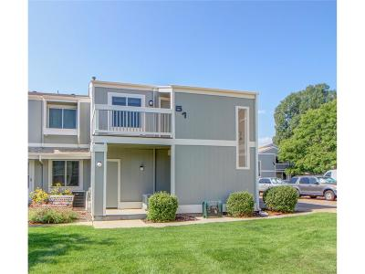 Arvada Condo/Townhouse Under Contract: 8776 Chase Drive #51