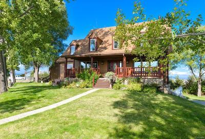 Berthoud Single Family Home Active: 3300 Cottonwood Lane